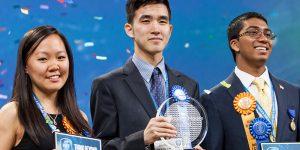 intel isef awards