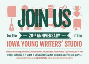 Iowa Young Writer's Studio