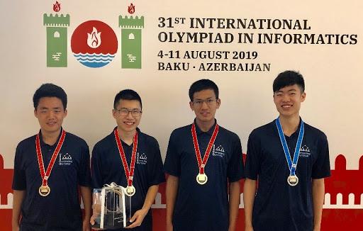 USA Computing Olympiad (USACO) Students