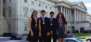 National Merit New Scholars