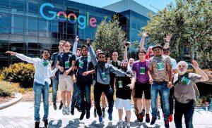 Google code-in participants