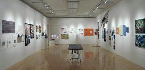 Gallery in the school
