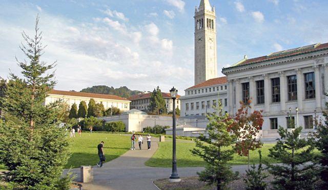 Berkeley school campus