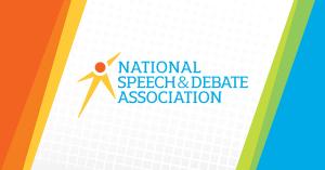 National Speech and Debate Association Logo