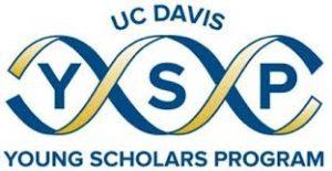 UC Davis Young Scholars Program Logo