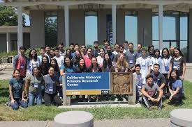 UC Davis Young Scholars Program participants