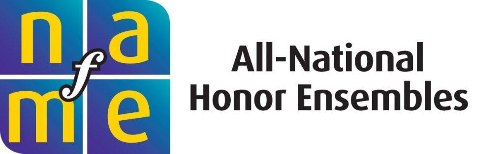 All National Honor Ensembles Logo