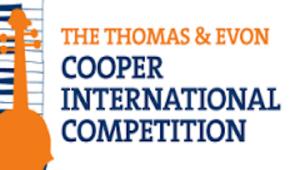 The Cooper International Piano & Violin Competition Logo