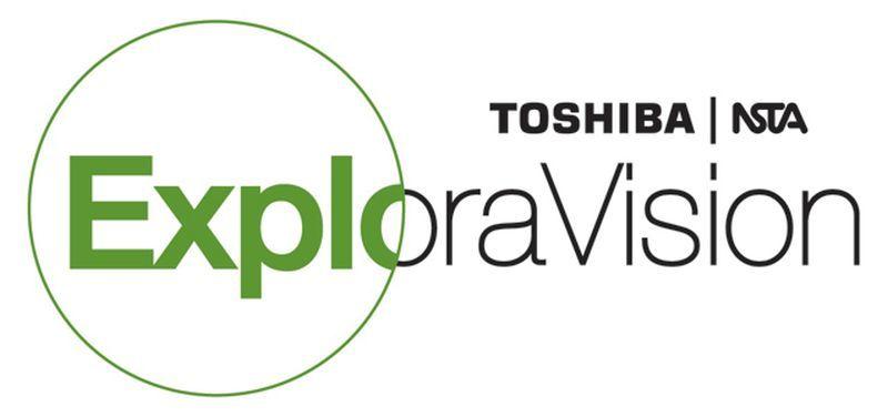 Toshiba Exploravision Logo